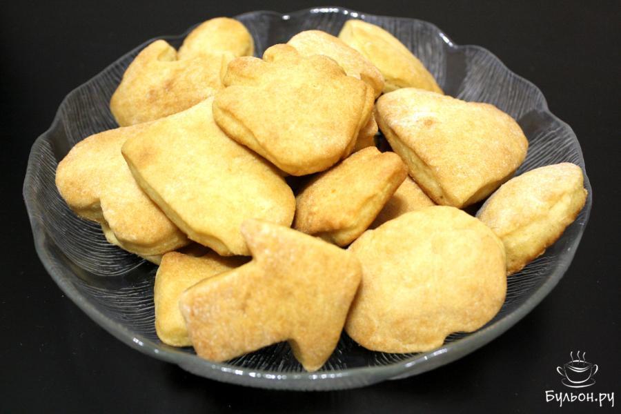 Печенья рецепт пошаговый