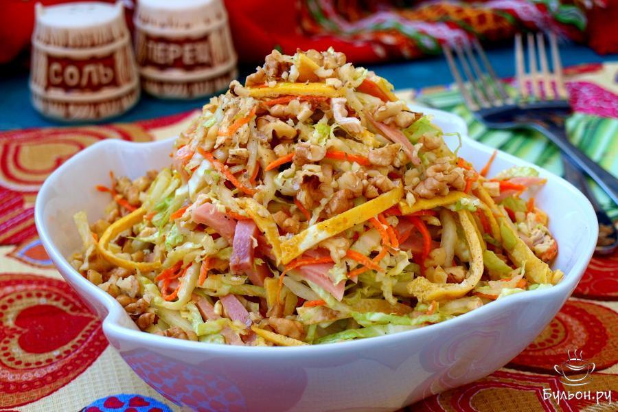 Анастасия салат рецепт с