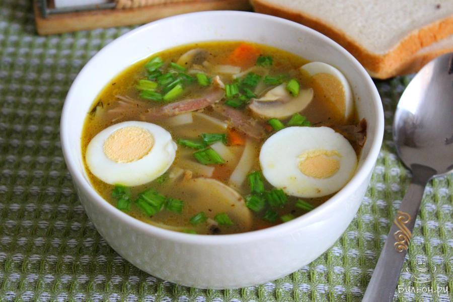 одна первых суп из утки рецепты простые с фото подменить, коль надо