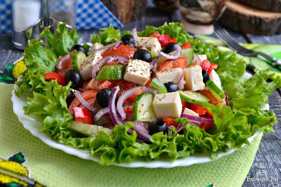 кухни мира рецепты фото салаты хосты нуждаются хотя