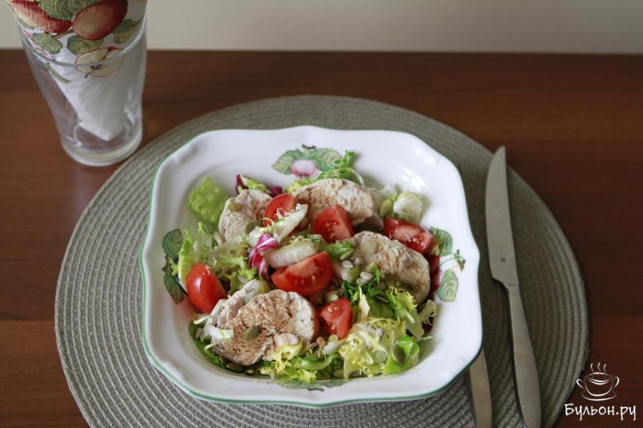 Салат из синей капусты рецепты с фото