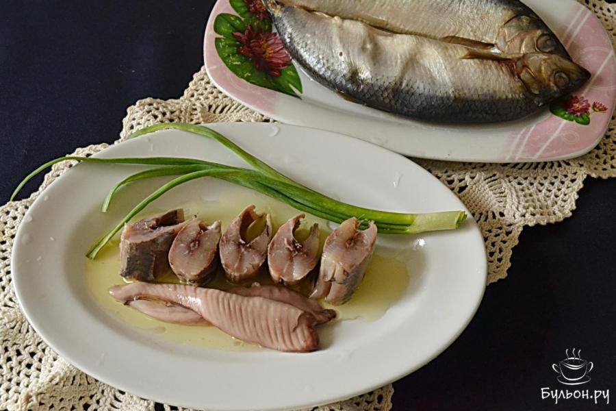 Пряная сельдь рецепт с пошагово
