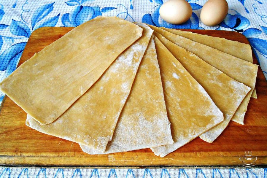 Лазанья простой пошаговый рецепт с