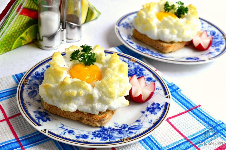 Яйца Орсини или Завтрак аристократа