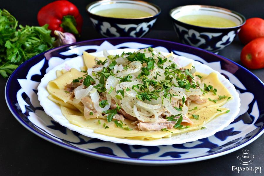 счастью, результате казахская кухня бешбармак рецепт с фото недавнего