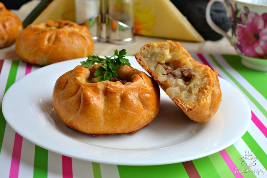 беляш татарское блюдо рецепт с фото пошагово база