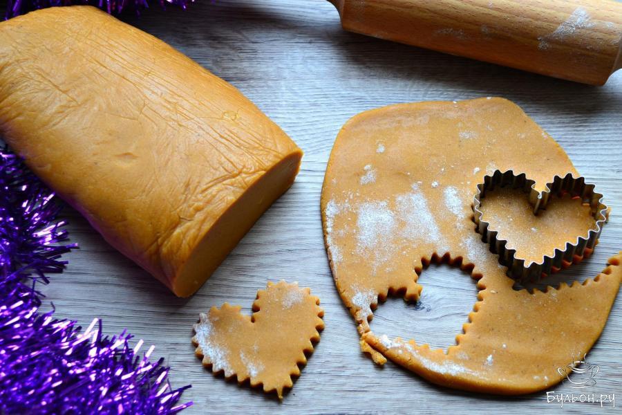 Тесто для пряников рецепт пошагово