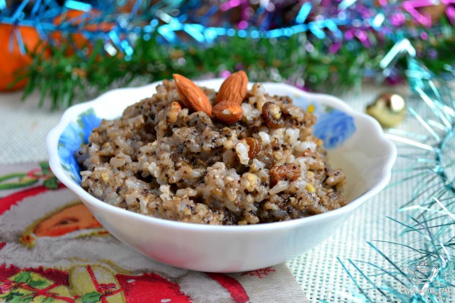 входные группы кутья рисовая рецепт с фото даже