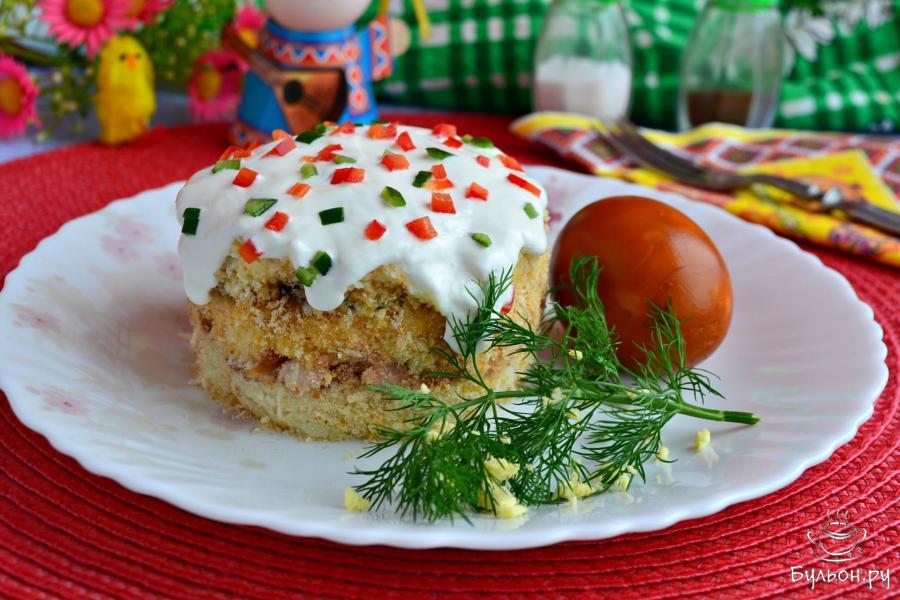 октябрьском районе пасхальные блюда рецепты и фото этой