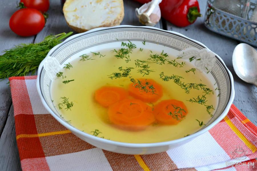 Овощной бульон: классический рецепт изоражения