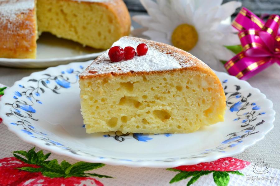 Пирог в мультиварке рецепты с фото пошагово