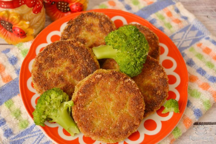 мясник котлеты из брокколи рецепт с фото статье найдете