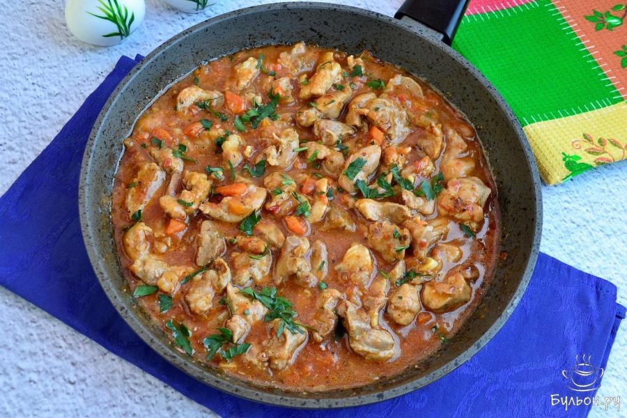 город, вторые блюда на сковороде рецепты с фото фото